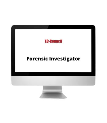forensic investigator logo