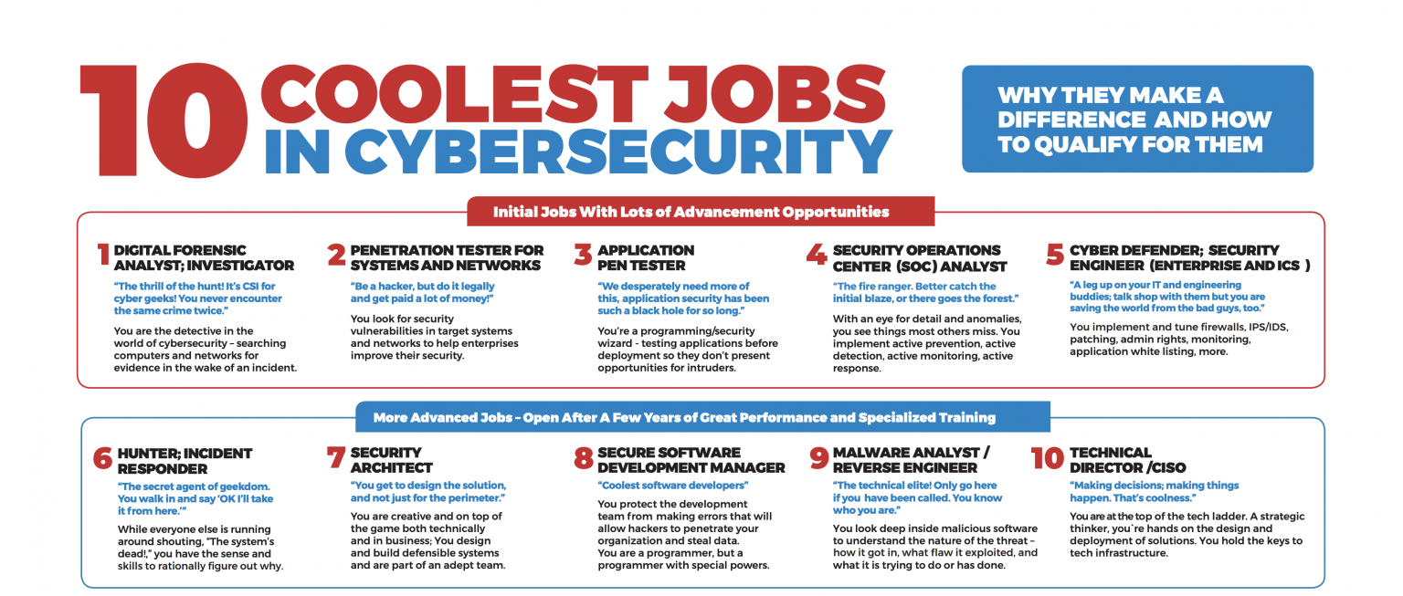 cool cyber jobs